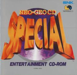 NEO GEO CD SPECIAL NEOCD