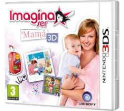 IMAGINA SER MAMA 3D 2MA