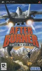 AFTER BURNER BLACK F,PSP 2MA