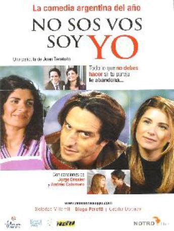 NO SOS VOS SOY YO DVD