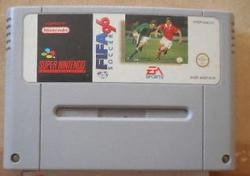 FIFA 96 SNES CARTUTXO 2MA