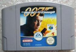 007 EL MON MAI ES SUF N64 CART