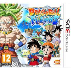 DRAGON BALL FUSIONS 3DS 2MA