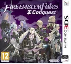 FIRE EMBLEM FATES CONQUI 3DS2M