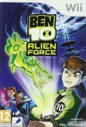 BEN 10 ALIEN FORCE WII 2MA