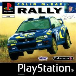 COLIN MC RAE RALLY PS 2MA