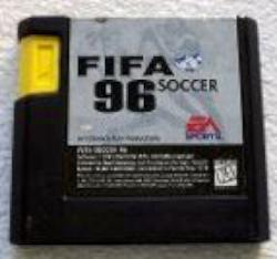 FIFA 96 MG CARTUTXO
