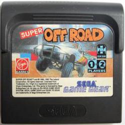 SUPER OFF ROAD GG CARTUTXO