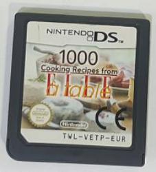1000 RECETAC DS CARTUTXO