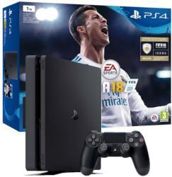 CONSOLA PS4 1TB + FIFA 18+14D