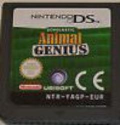 ANIMAL GENIUS DS CARTUTXO