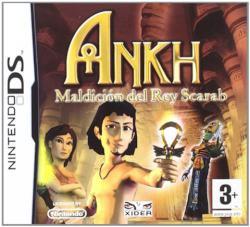 ANKH MALDICION DEL REY DS 2MA