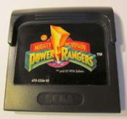 POWER RANGERS MIGHTY MOR GG CA