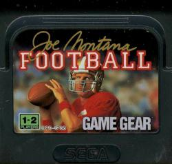 JOE MONTANA FOOTBA GG CARTUTXO