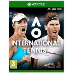AO INTERNATIONAL TENNIS XB1