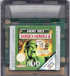 ARMY MEN SARGE´S HEROES 2 GBCA