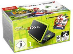 CONSOLA NEW 3DS VERDA+M KART 7