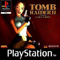TOMB RAIDER 2 PS