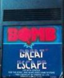 BOMB GRAT SCAPE A2600 CARTUTXO