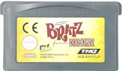 BRATZ FOREVER DIAMONDZ GBA CAR