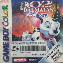102 DALMATAS CAHORROS GB 2MA