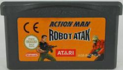 ACTION MAN ROBOT ATAK GBA CART