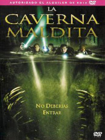 LA CAVERNA MALDITA DVDL