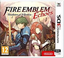 Fire Emblem Echoes:Shadow3DS2M
