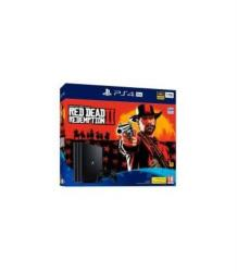 CONSOLA PS4 PRO + RED DEAD R 2