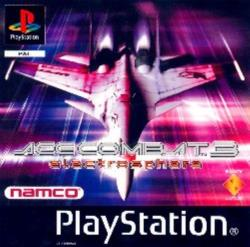ACE COMBAT 3 PS 2MA