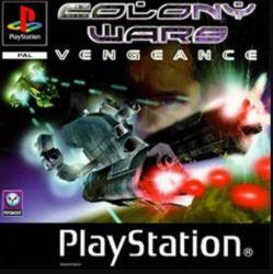 COLONY WARS VENGEANCE PS 2MA