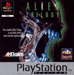 ALIEN TRILOGY PS 2MA