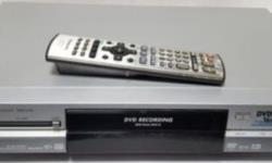 GRABADORA DVD-R PANASONIC E65