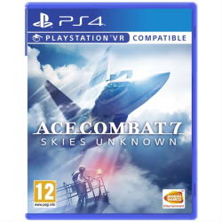 ACE COMBAT 7:SKIES UNKNO P4 2M