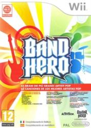 BAND HERO WII SOL