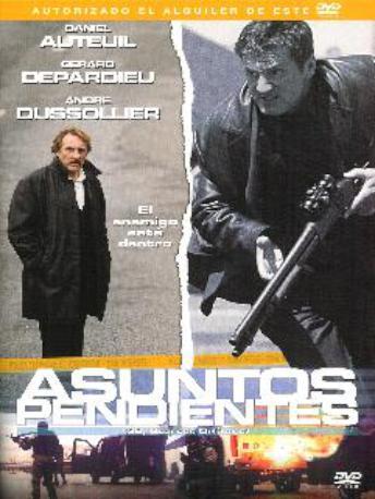 ASUNTOS PENDIENTES DVD 2MA