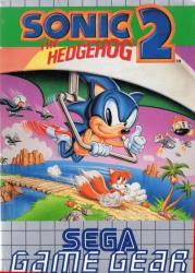 SONIC THE HEDEHOG 2 GG