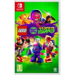 LEGO DC SUPER-VILLANOS SW 2MA