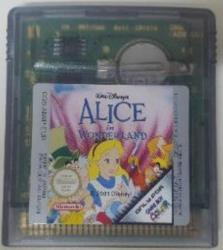 ALICE IN WONDERLAND GB CARTUTX