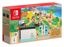 CONSOLA SW ANIMAL CROSSING EDT