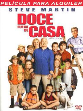 DOCE FUERA DE CASA DVD