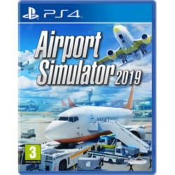AIRPORT SIMULATOR 2019 PS4