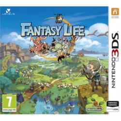 FANTASY LIFE 3DS 2MA