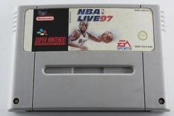 NBA LIVE 97 SNES CARTUTXO
