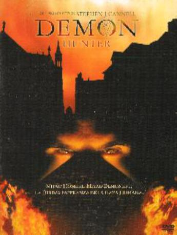 DEMON HUNTER DVD