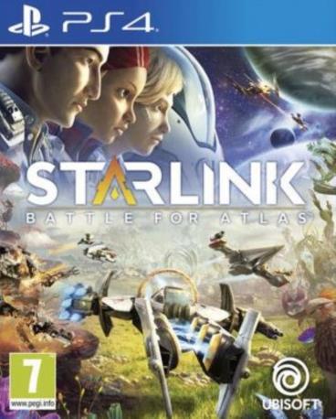 STARLINK BATLE SOL PS4 2MA