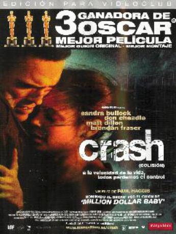 CRASH COLISION DVDL