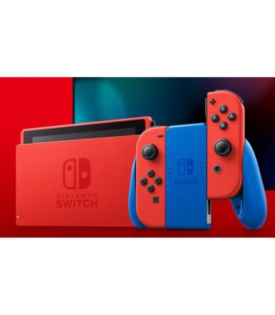 CONSOLA SWITCH BL/VE EDICIO ME