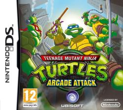 TURTLES ARCADE ATTACK DS 2MA