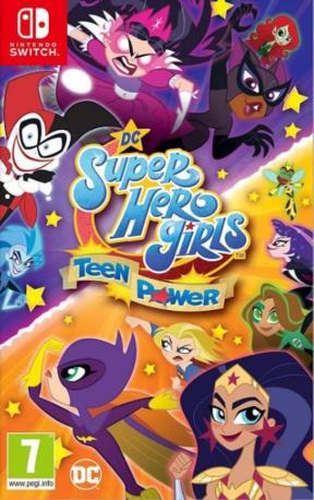 DC SUPER HERO GIRLS: TP SW